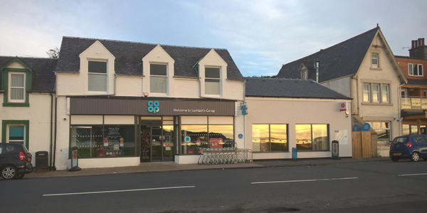 Retail Extension, Isle of Arran